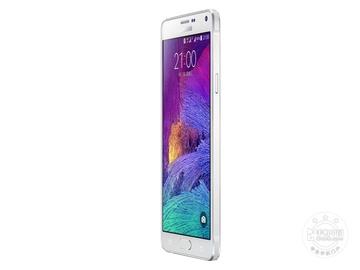 三星N9109W(Galaxy Note4电信4G)白色
