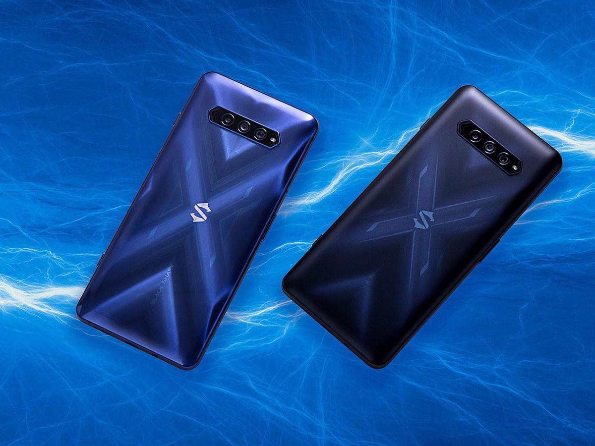 黑鲨4(12+128GB)