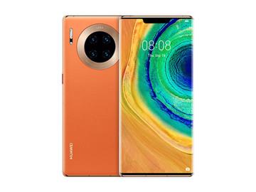 华为Mate30 Pro 5G(8+512GB)丹霞橙