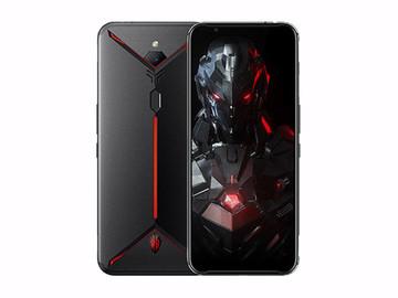 努比亚红魔3S(8+128GB)玄铁黑